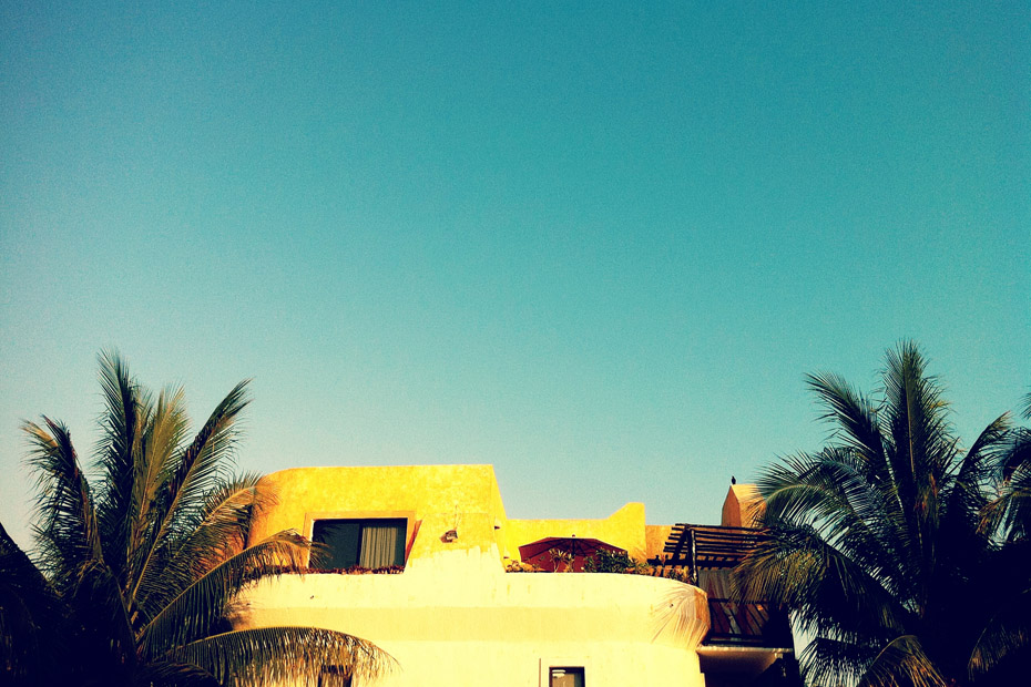 Mexico on my iPhone