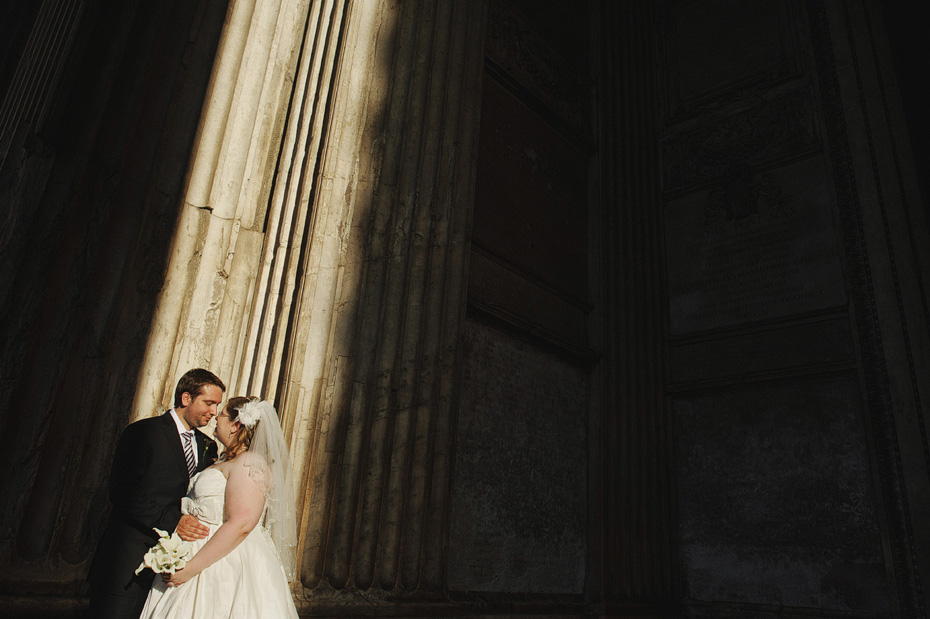 Jessica & Odjen – Rome Wedding Photographer