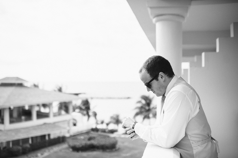 Genista and Graham - Jamaica Wedding
