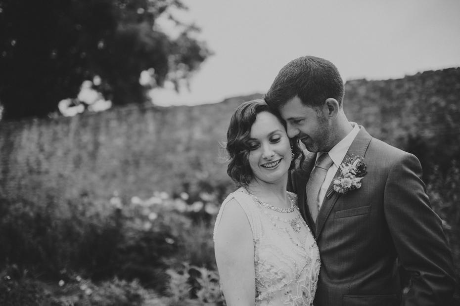 Irish Garden Wedding
