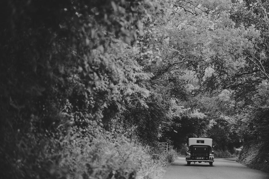 Ireland Rolls Royce Wedding