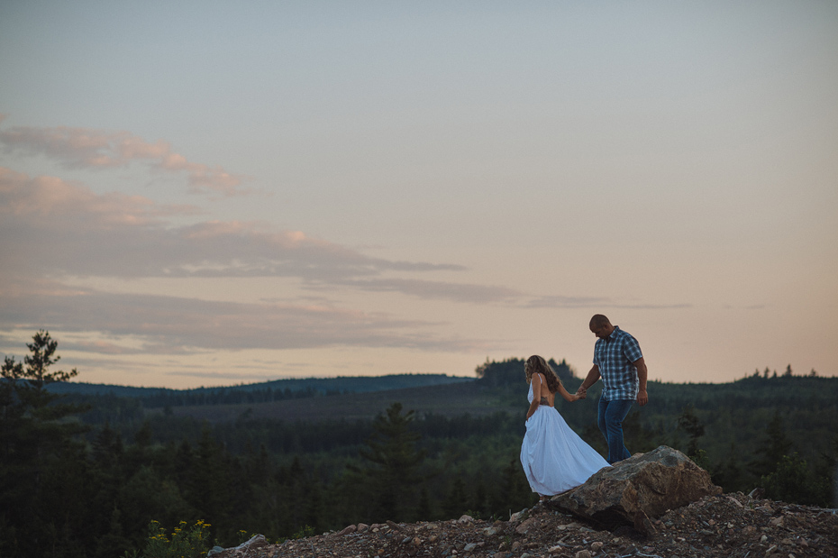 Welsford Engagement Photos