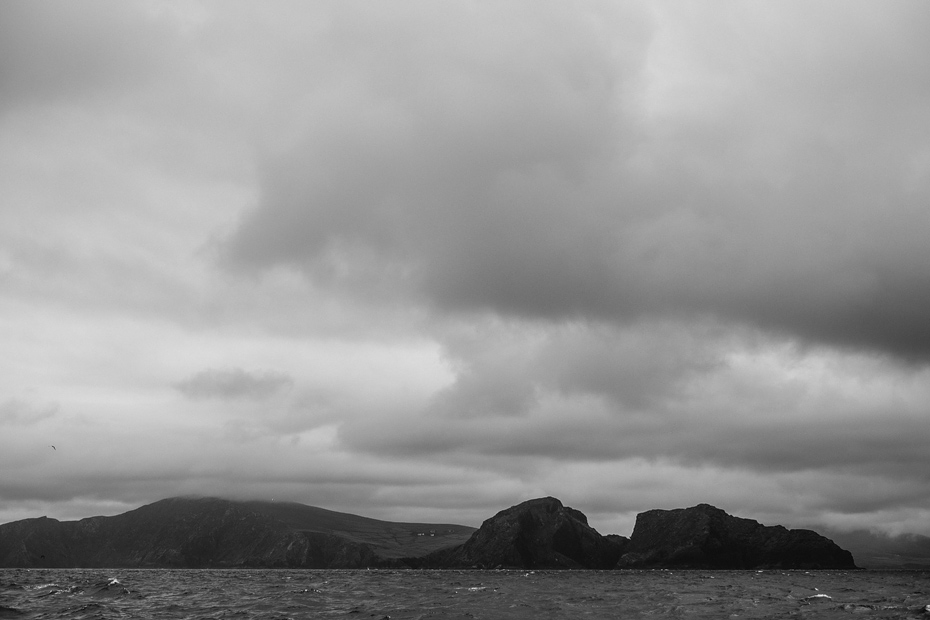 Minimalist Irish Landscape