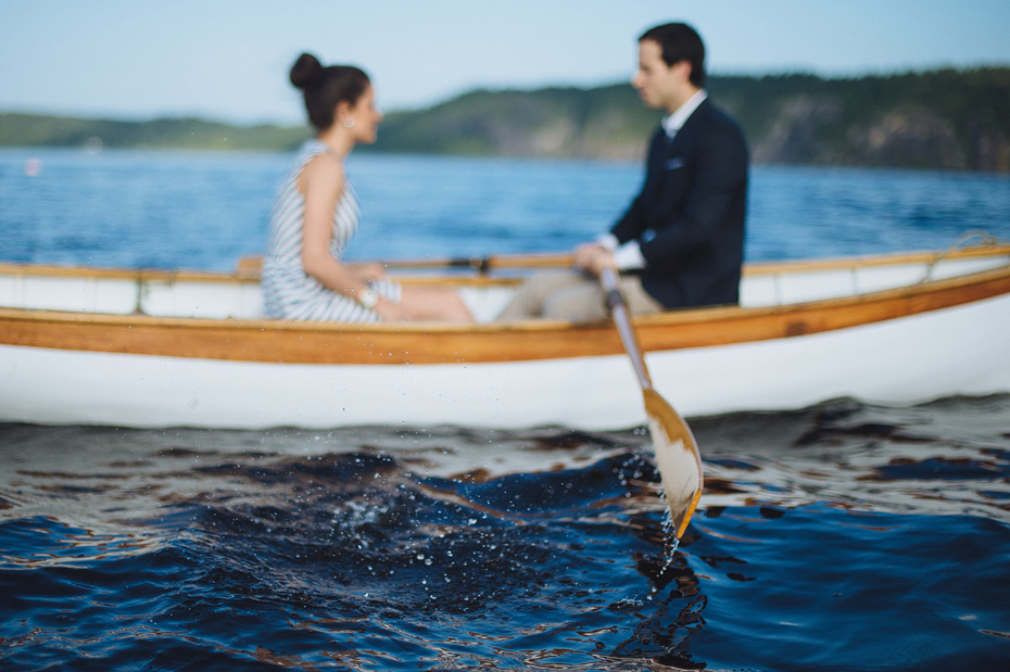 Rowboat Engagement