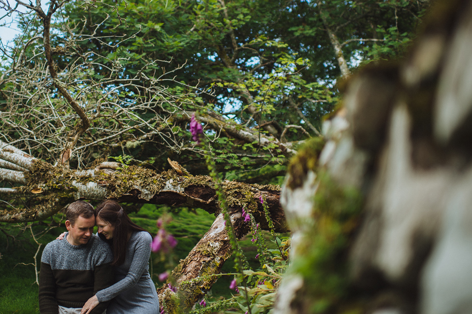 Isle of Skye Portrait Session