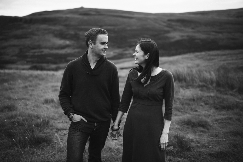 Isle of Skye Couple Session