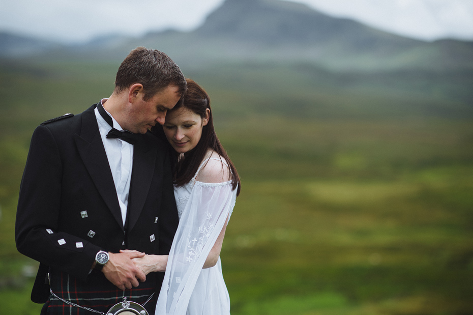 Isle of Skye Wedding Photos