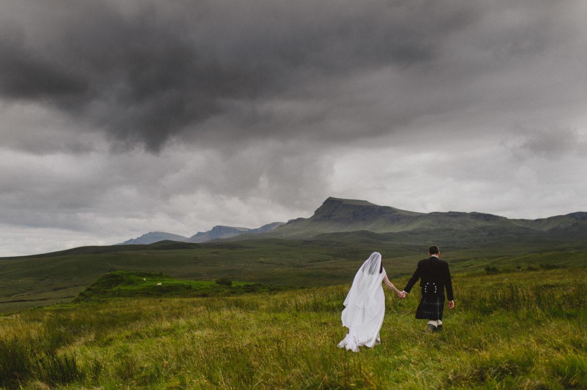 Elaine & Gilleasbuig – Isle of Skye