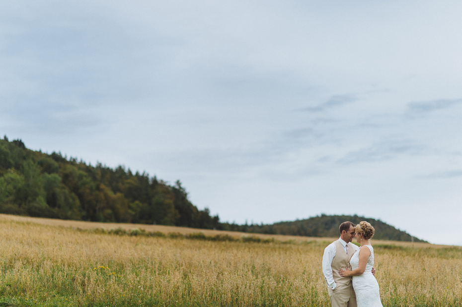 New Brunswick Barn Wedding