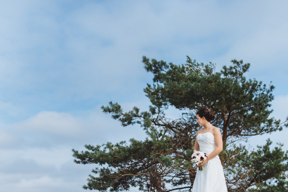 Point Pleasant Park Wedding Photos