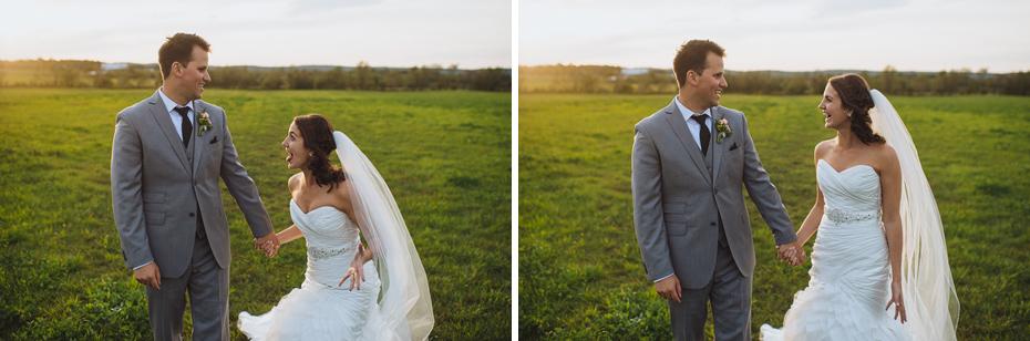 Falmouth, NS Wedding