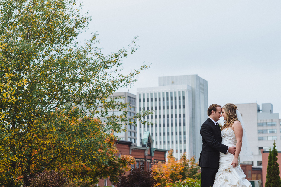 Uptown Saint John Wedding