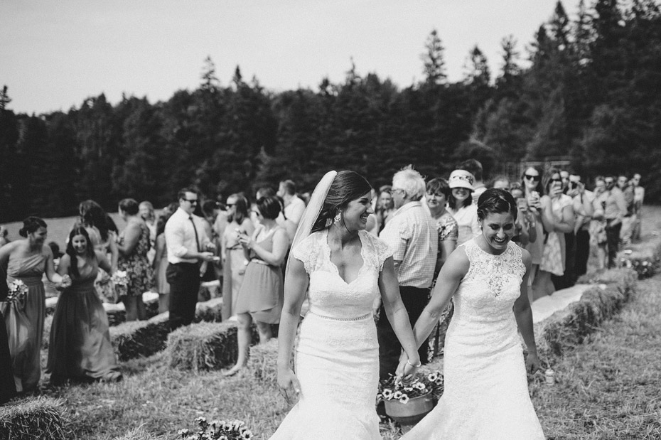 PEI Farm Wedding