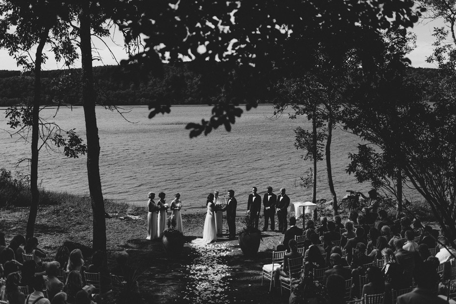 Kennebecasis River Wedding Ceremony