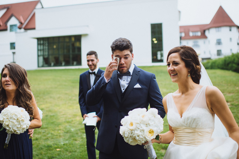 Algonquin Garden Wedding