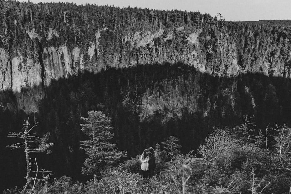 Walton Glen Gorge Portrait