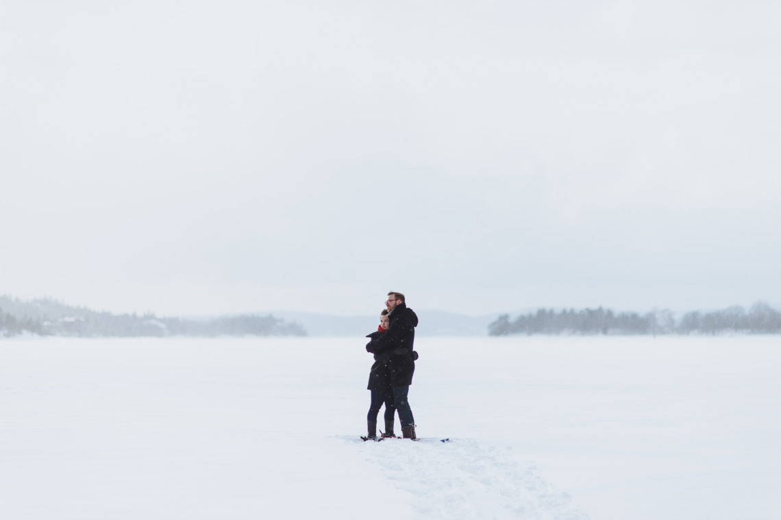 Jacqueline & Mike – Winter Engagement