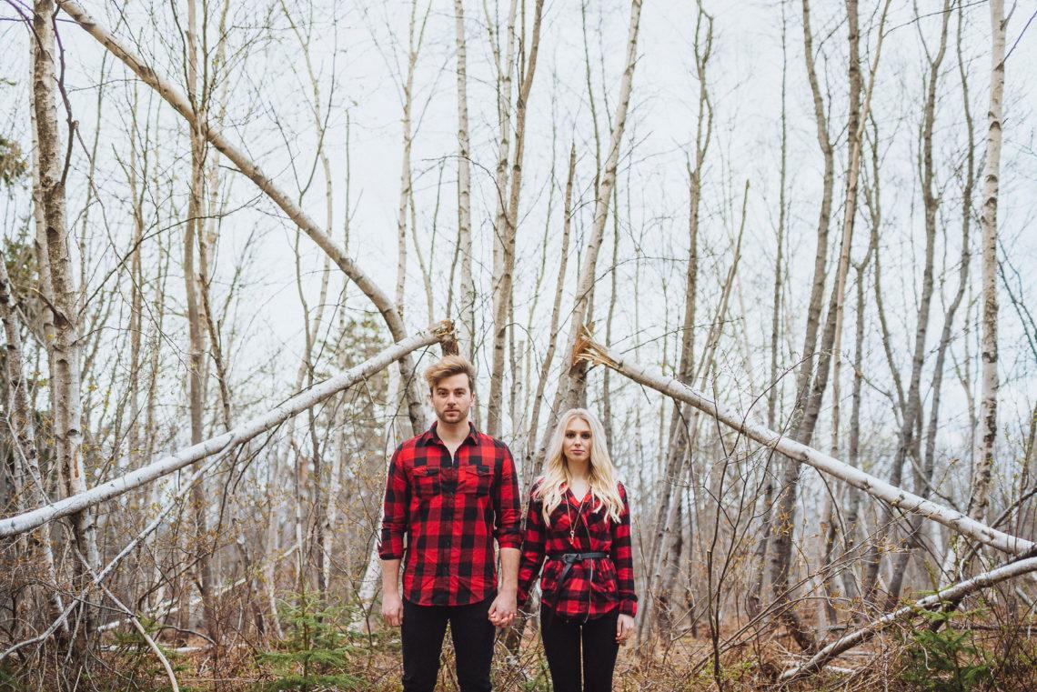 Brittney & Adam – Couples Session