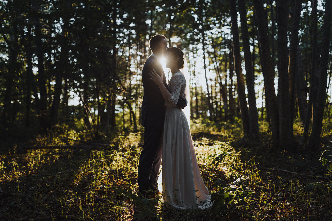 PEI Brewing company wedding