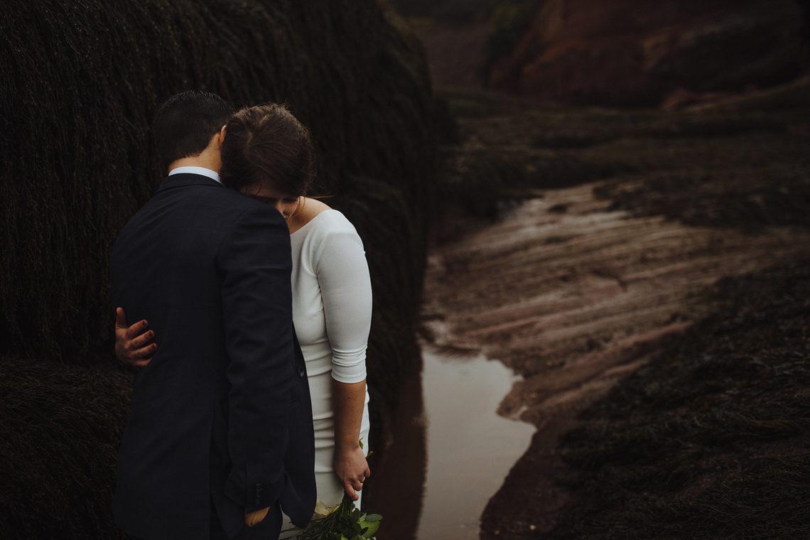 cave elopement