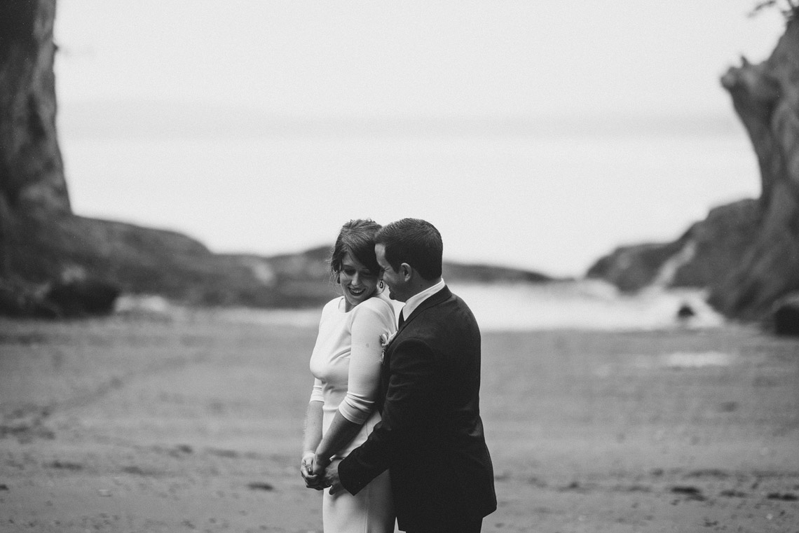 Bay of Fundy Elopement
