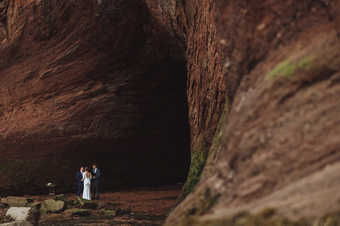 Brittney & Mike – St. Martins Elopement