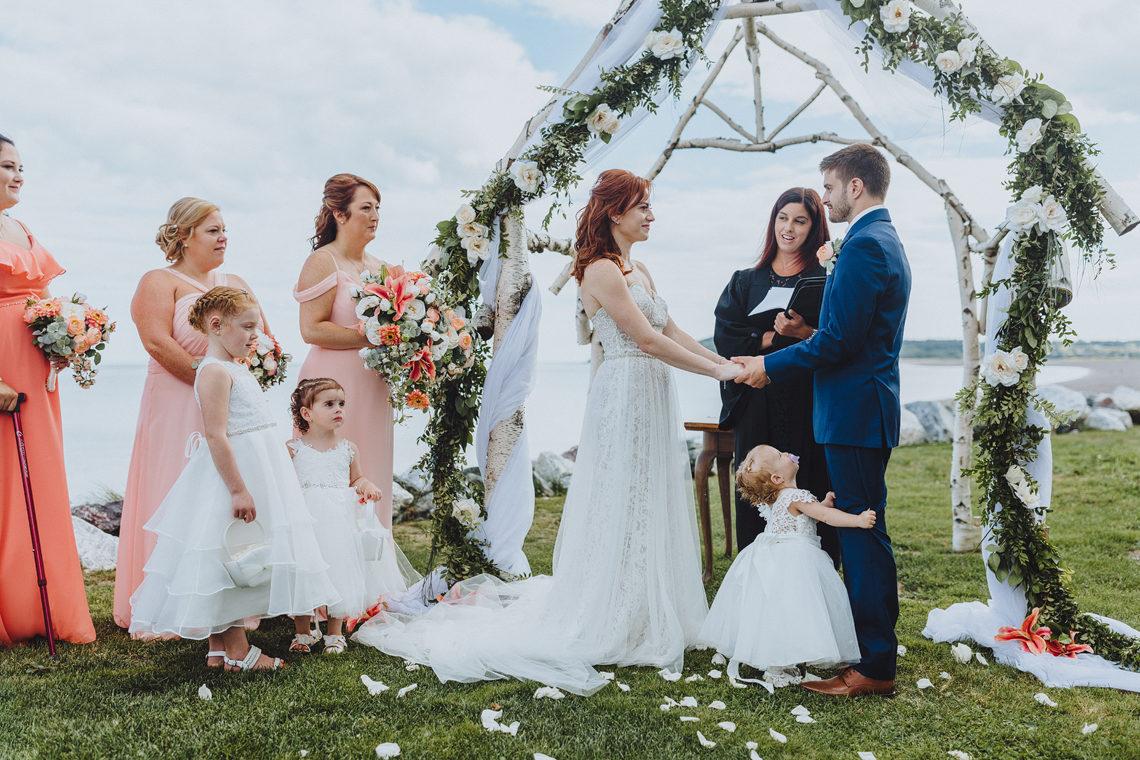 weddings with kids photographer